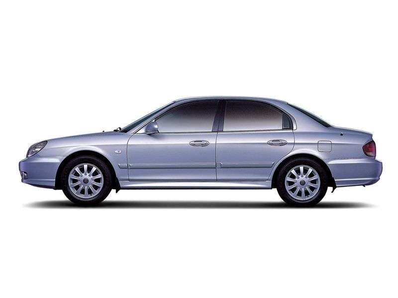 Hyundai Sonata EF New [restyling] Tagaz sedan 4 doors 2.7 AT AT4 (2004 – present)