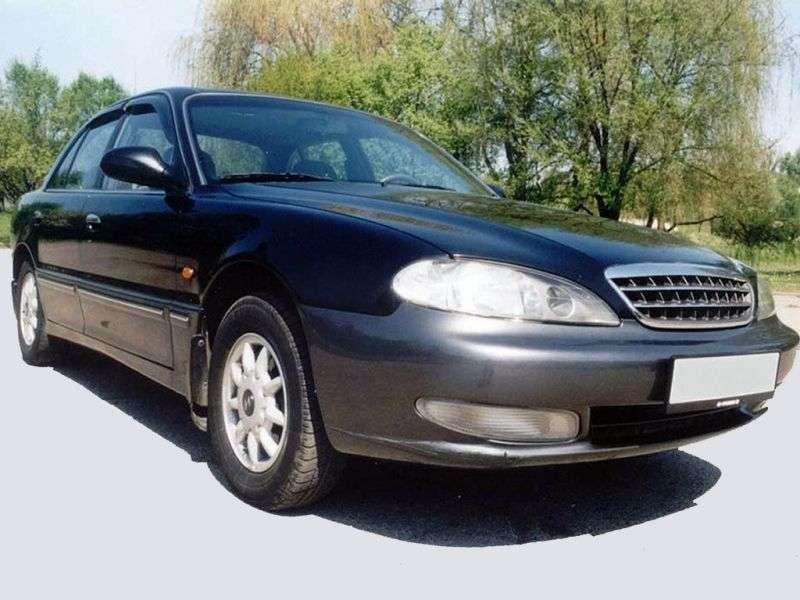 Hyundai Marcia 1st generation 2.0 MT sedan (1995–1998)