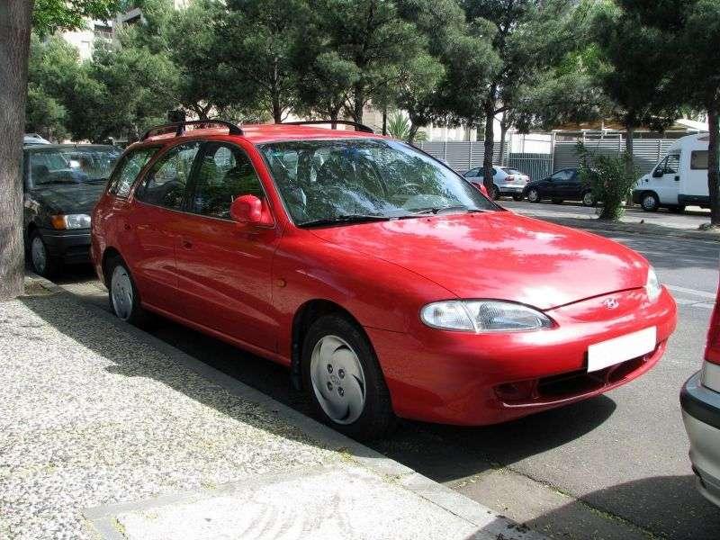 Hyundai Lantra J2Sportswagon wagon 2.0 MT (1997–1998)