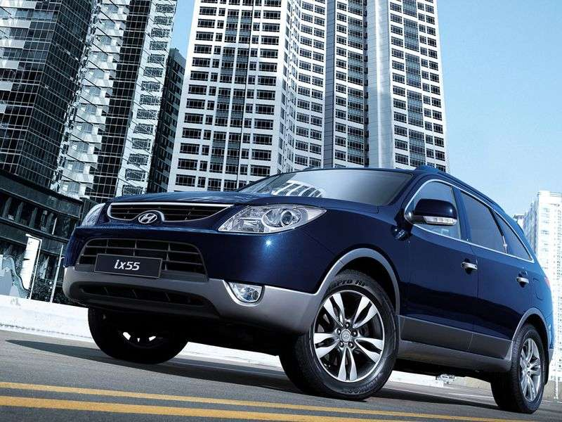 Hyundai ix55 1st Generation Crossover 3.0 CRDI Shiftronic Luxury + Navi (2011) (2008–2012)