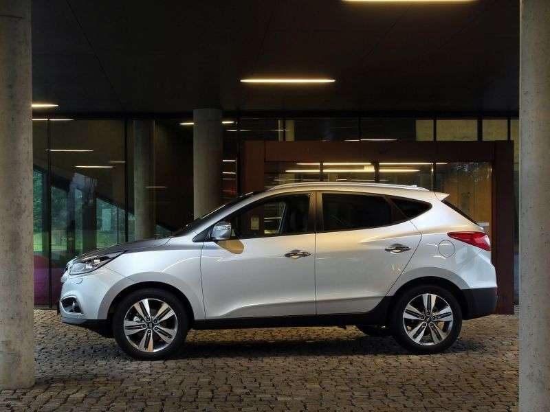 Hyundai ix35 1st generation [restyling] crossover 2.0 MT Start (2013 – v.)