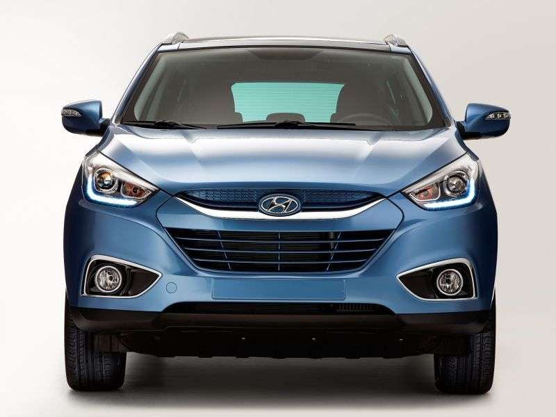 Hyundai ix35 1st generation [restyling] crossover 2.0 AT 4WD Travel (2013 – current century)