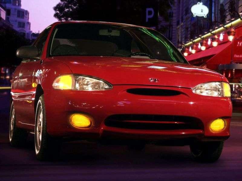 Hyundai Accent X3hetchbek 3 dv. 1.5 MT (1996–1997)