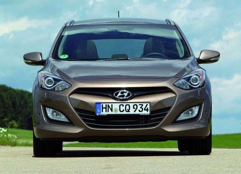 Hyundai i30 GDuniversal 1.6 MPI AT Classic (2012) (2012 – n.)
