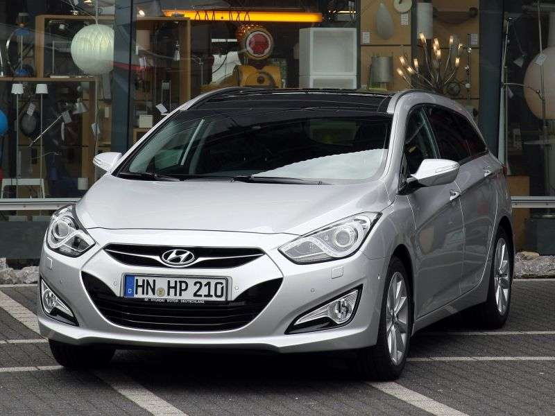 Hyundai i40 VFuniversal 2.0 AT (2011 – n. In.)