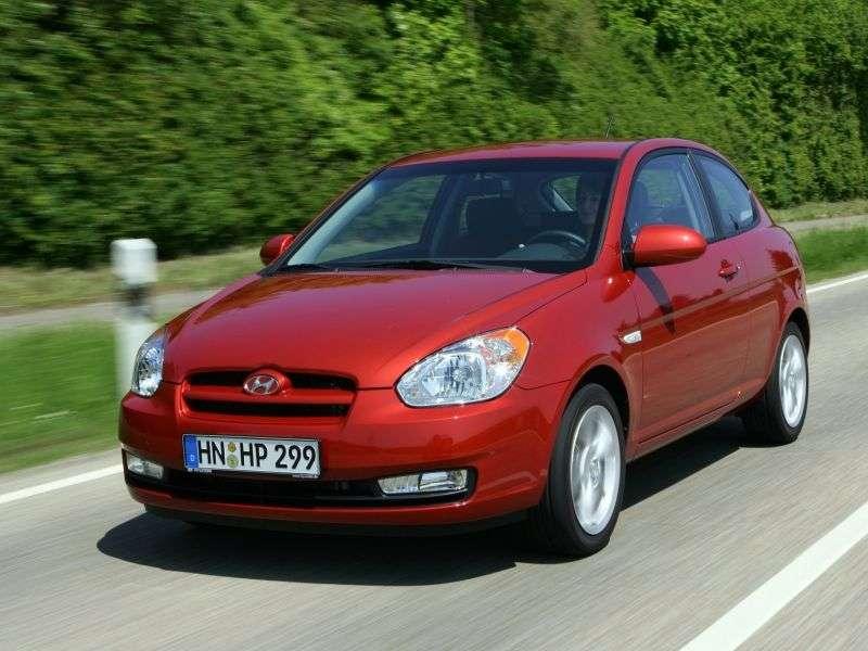 Hyundai Accent MChechback 1.5 CRDi MT (2006–2010)