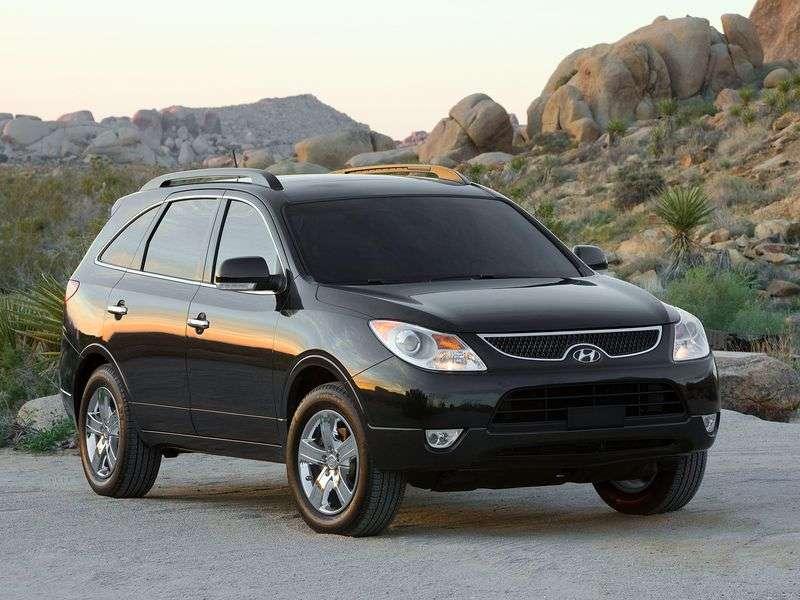 Hyundai Veracruz 1st generation crossover 3.8 AT 2WD Shiftronic (2006–2011)
