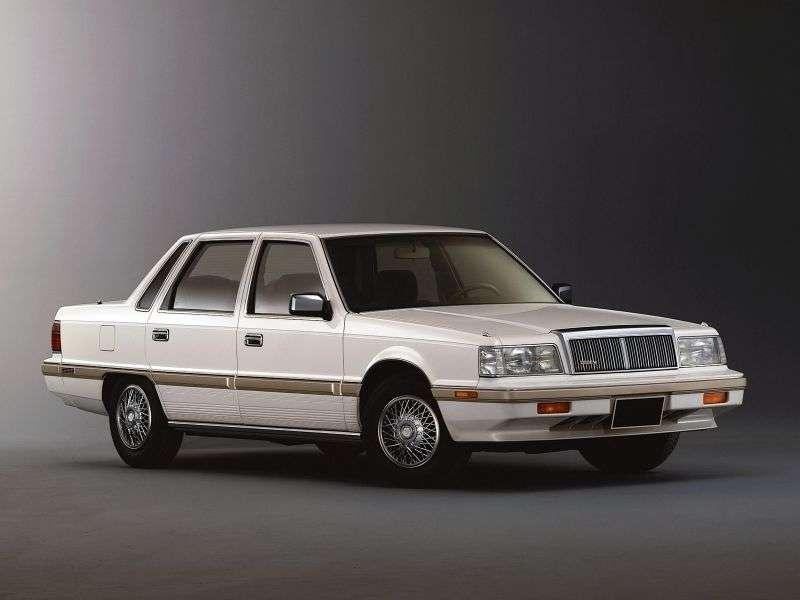 Hyundai Grandeur Lsedan 2.4 MT (1986–1992)