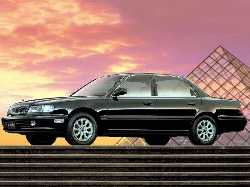 Hyundai Grandeur LXsedan 3.0 AT (1992–1996)