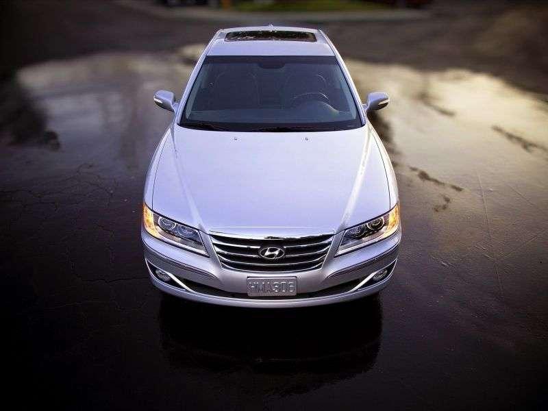 Hyundai Grandeur TG [zmiana stylizacji] sedan 3.3 AT (2010–2011)
