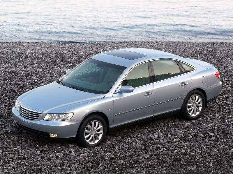 Hyundai Grandeur TGsedan 3.3 AT (2005–2010)