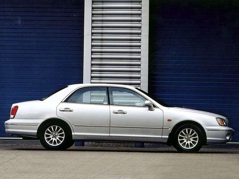Hyundai Grandeur XGsedan 2.5 MT (1999–2002)