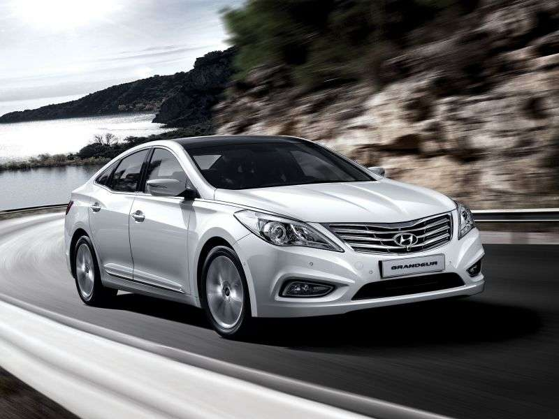 Hyundai Grandeur HGsedan 3.0 AT Business (2012) (2011 – current century)