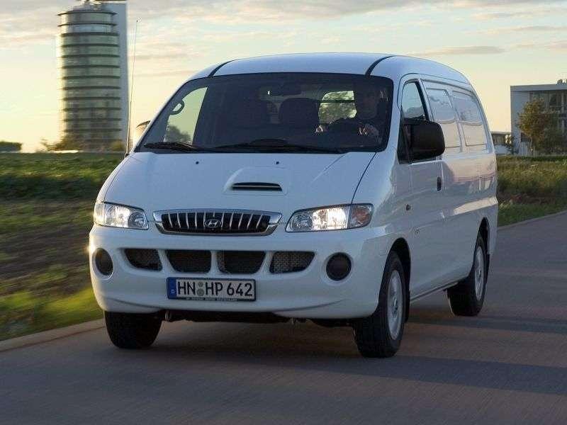 Hyundai H 1 Starex van 2.4 AT (1997–2004)