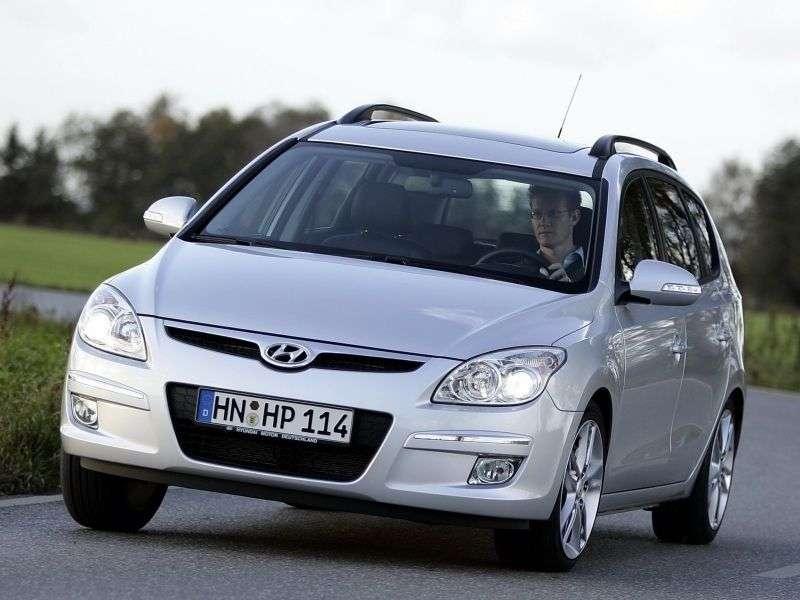 Hyundai i30 FDuniversal 5 dv. 2.0 AT (2008–2010)