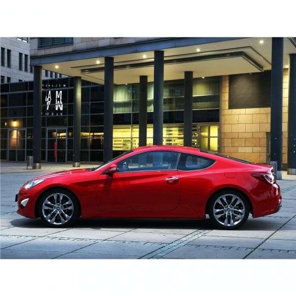 Hyundai Genesis 1st generation [restyling] coupe 2.0 AT Performance (2012 – n.)