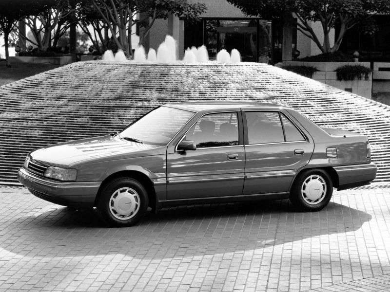 Hyundai Sonata Y2sedan 2.4 MT (1987–1991)