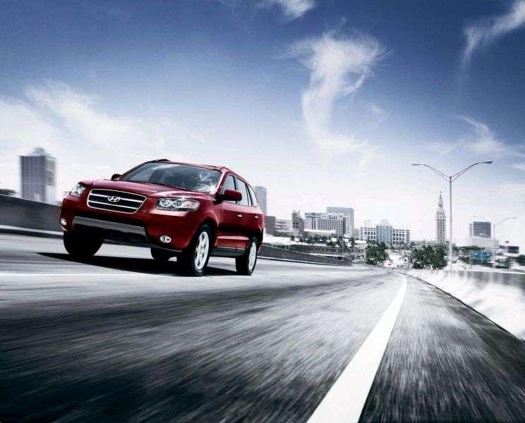 Hyundai Santa Fe CMcrosser 2.7 AT (2006–2010)