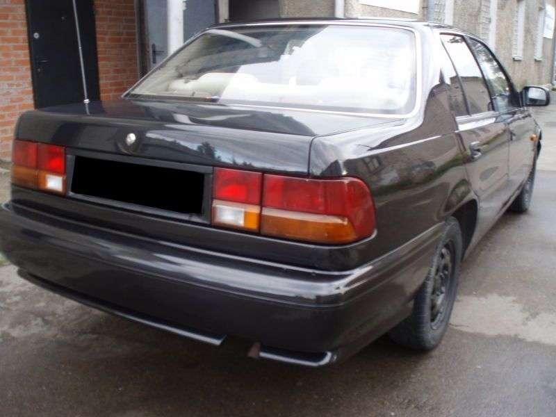 Hyundai Sonata Y2 [restyled] sedan 2.0 AT (1991–1993)