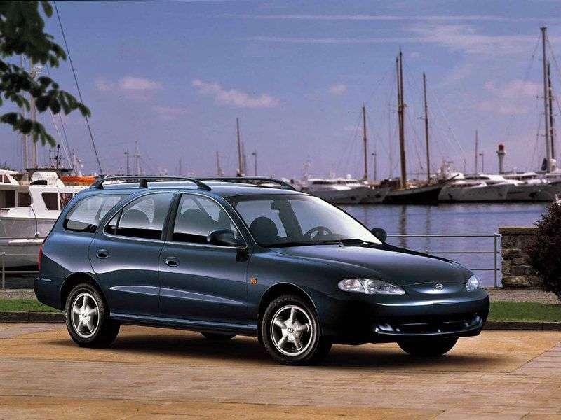 Hyundai Elantra J2universal 1.6 MT (1996–1998)