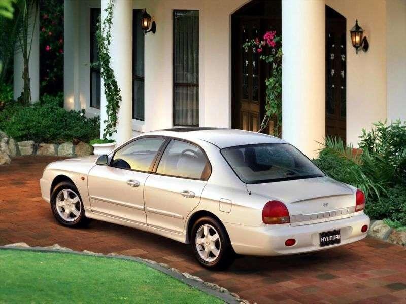 Hyundai Sonata EFsedan 2.0 AT (1998–2001)