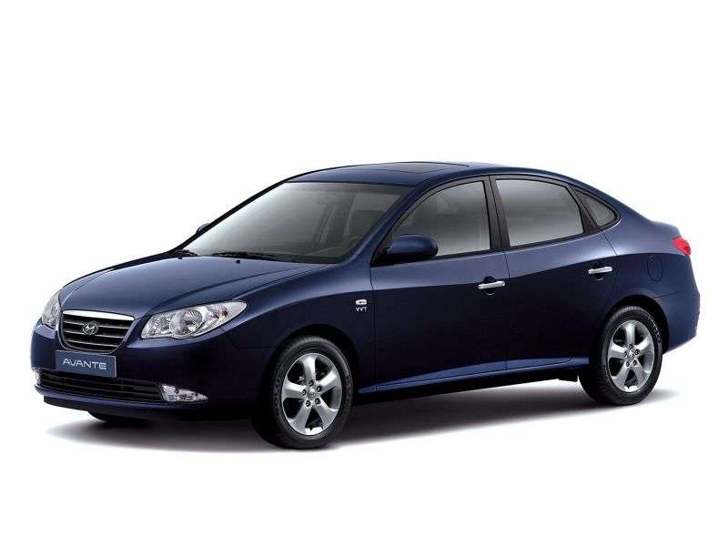 Hyundai Avante HDSedan 1.6 AT (2006 2010)