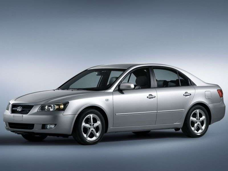Hyundai Sonata NFsedan 2.0 CRDi AT (2005–2008)