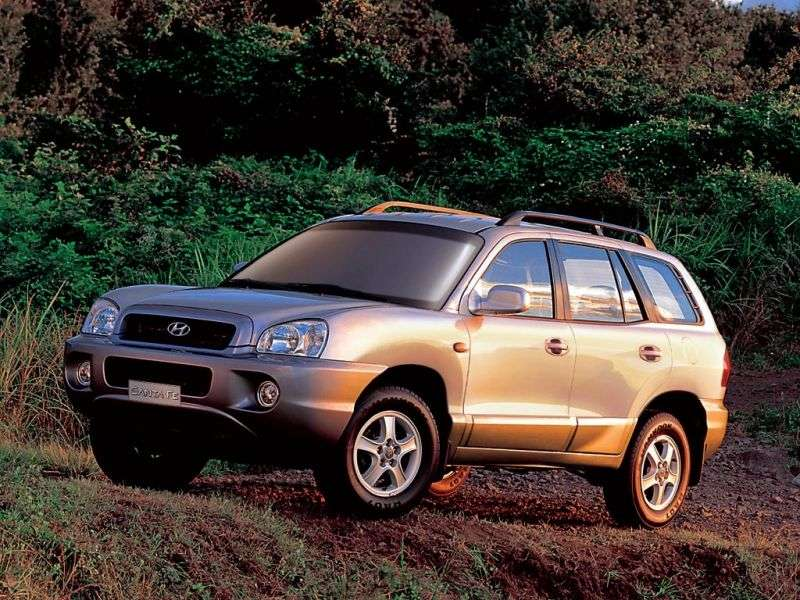 Hyundai Santa Fe SM AT2 2.4 (2000–2004)