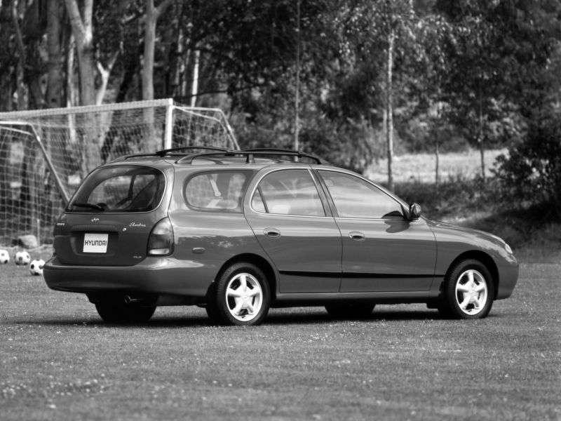 Hyundai Elantra J2universal 1.8 AT (1996–1998)