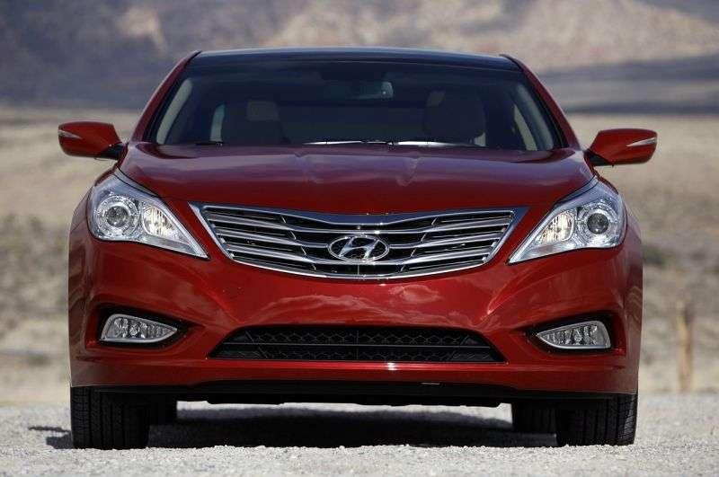Hyundai Azera HGsedan 3.3 AT (2012 – n.)