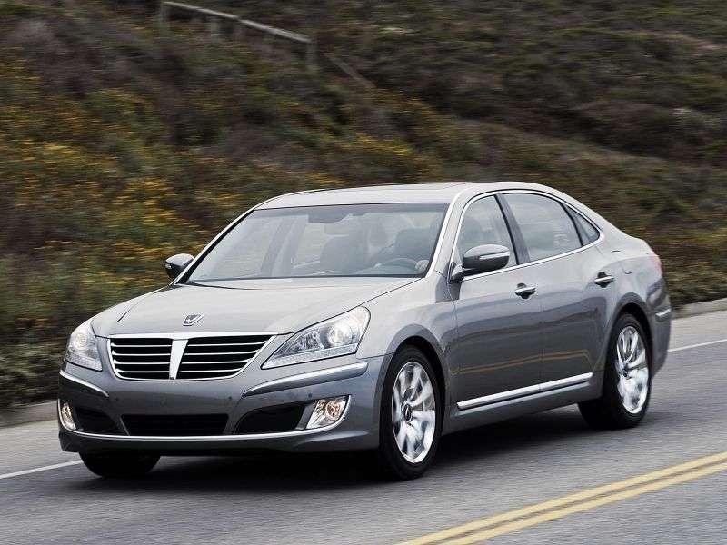 Hyundai Centennial 2nd generation sedan 3.8 AT (2010 – n.)