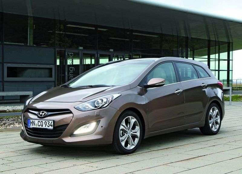 Hyundai i30 GDuniversal 1.6 MPI AT Classic (2013.7) (2012 – n.)