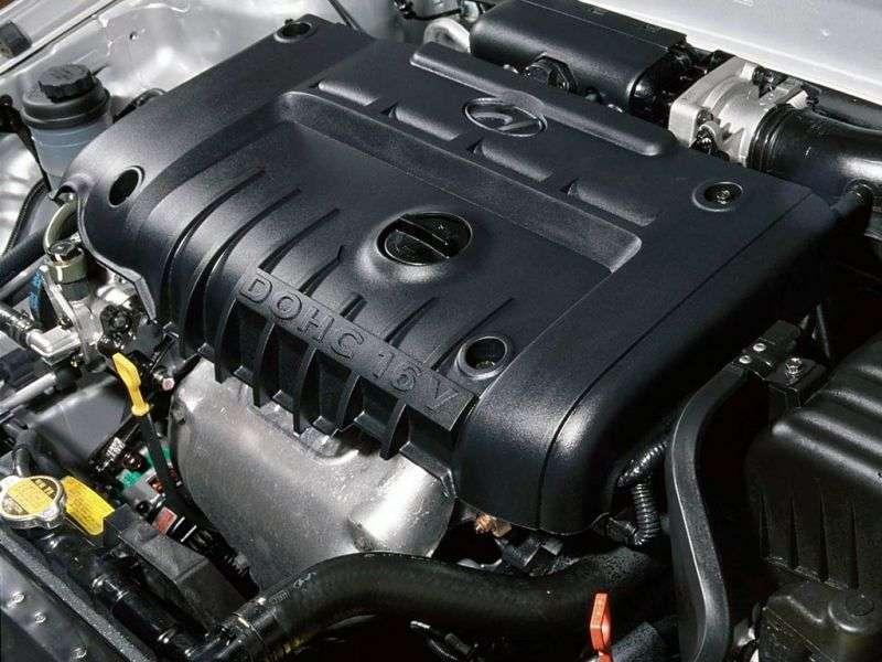 Hyundai Avante XDetchback 2.0 AT (2000–2003)
