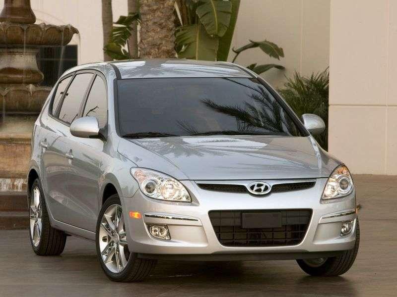 Hyundai Elantra Touring FDuniversal 1.6 CRDi AT (2009–2012)