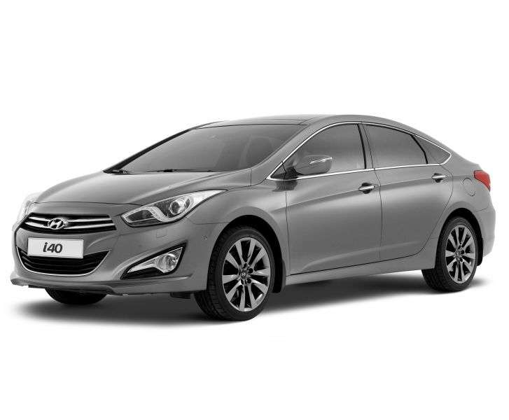 Hyundai i40 VFsedan 2.0 AT (2011 – n. In.)