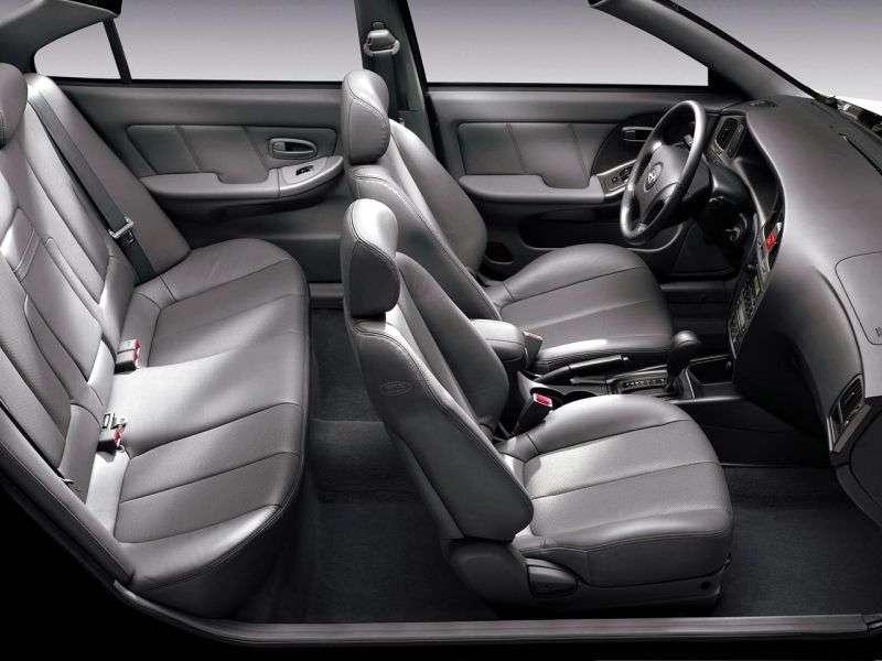 Hyundai Avante XDedan 1.5 AT (2000–2003)