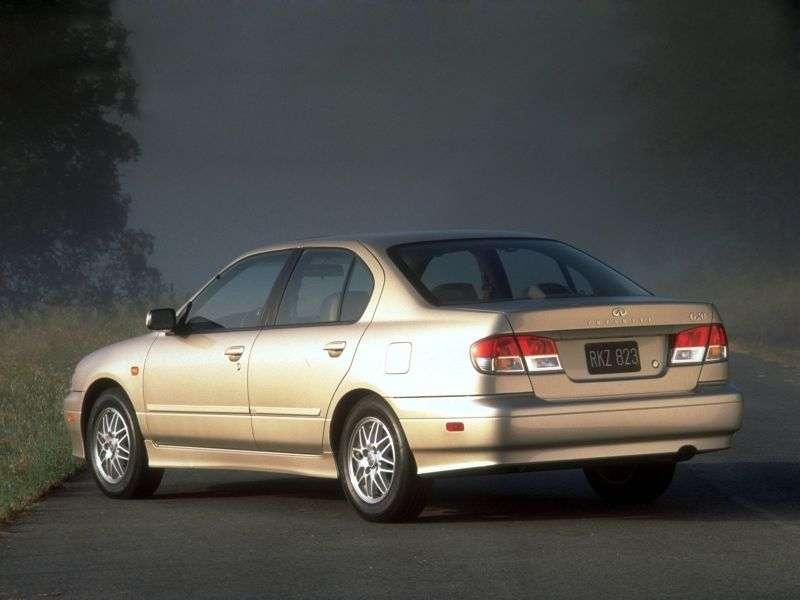 Infiniti G Series 2nd generation G20 MT sedan (1999–2002)