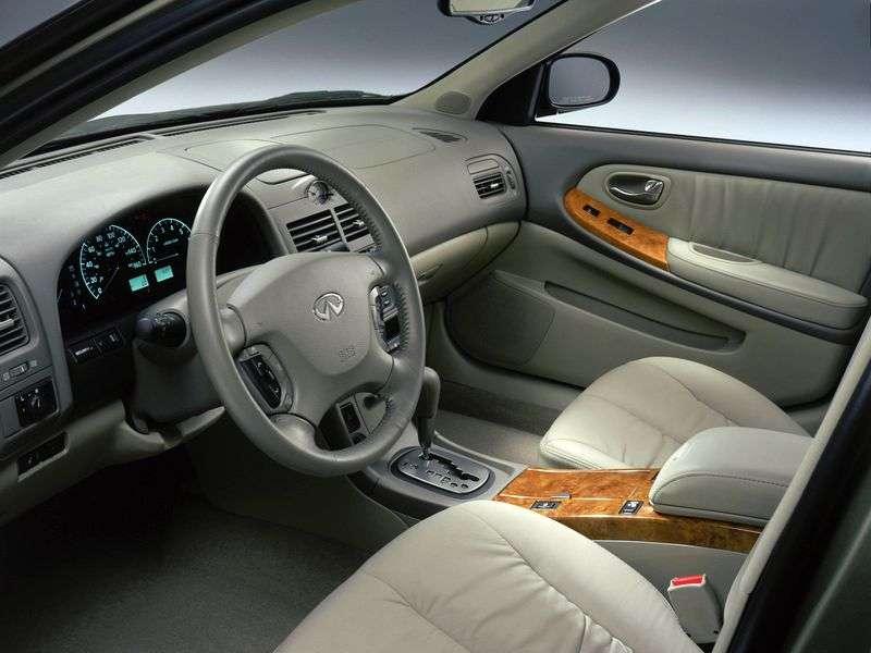 Infiniti I Series 2nd generation I35 sedan I35 AT (2002 – n. In.)