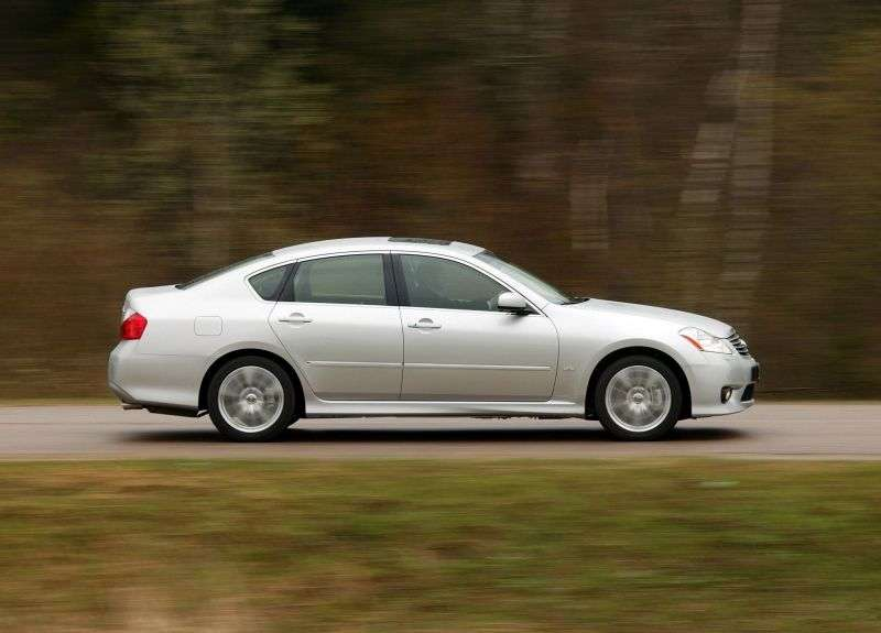 Infiniti M Series Y50 [restyling] M35 sedan M35 AT (2006–2010)