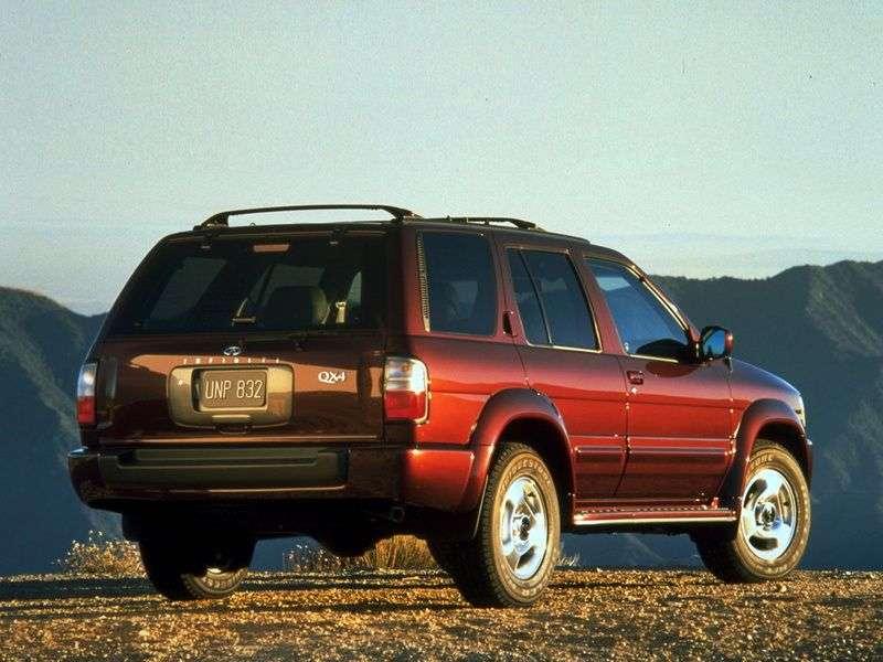 Infiniti QX Series 1st generation QX4 SUV QX33 AT 4WD (1997–2001)