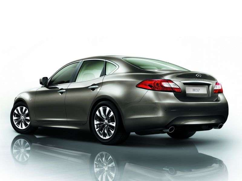 Infiniti M Series Y51 Sedan 4 bit. M37 AT AWD Elite (2013) (2010 – present)