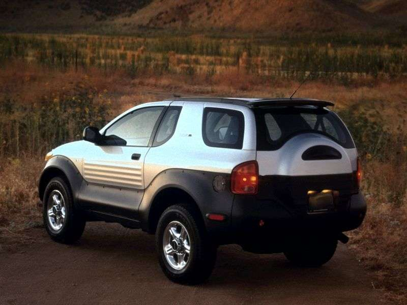 Isuzu VehiCross 1st generation SUV 3.2 AT (1997–1999)