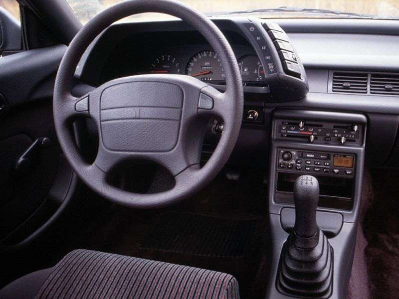 Isuzu Piazza 2nd generation hatchback 1.8 AT (1991–1992)