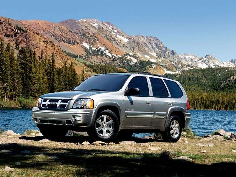 Isuzu Ascender 1st generation SUV 5.3 AT (2003–2004)