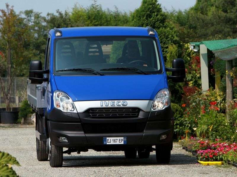 IVECO Daily 5th generation board 2 bit 2.3 Multijet II MT L4 (35C11) (2011 – current century)
