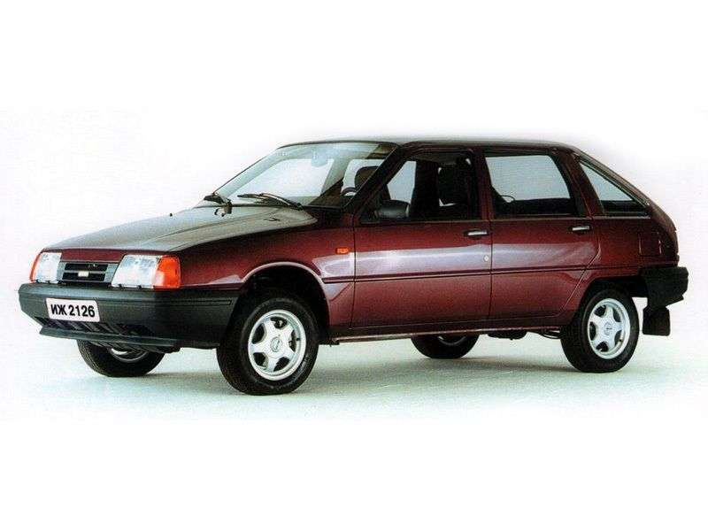 IL 2126 1st generation hatchback 1.6 MT Orbit (1991–1999)