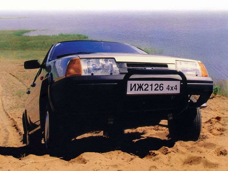 IL 2126 1st generation 4x4 hatchback 1.8 MT (2002–2005)