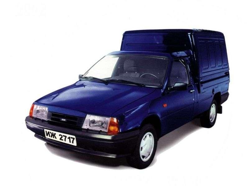 IZH 2717 1st generation van 1.6 MT (1997–2005)