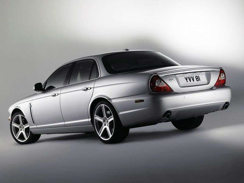 Jaguar XJ X358 [restyling] sedan 3.0 AT (2007–2009)