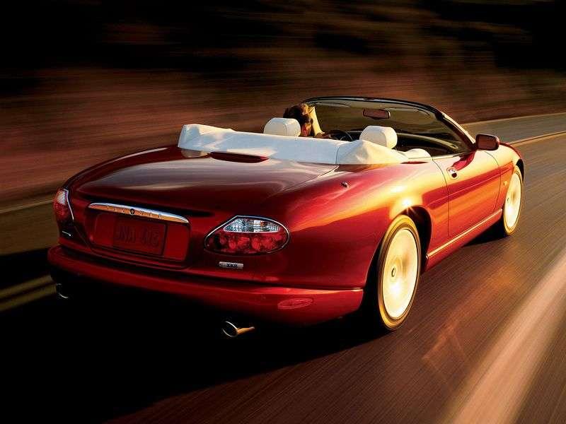 Jaguar XK X100 2nd restyling XK8 convertible 4.2 AT ...
